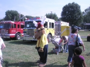 Fall Festival Fire Trucks