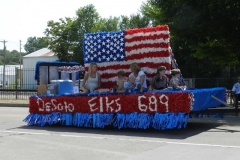 July 4 Parade Elks