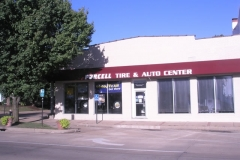 Purcell Tire Co, N. Main St.