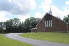 Calvary Baptist Church on 21