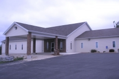 DeSoto Christian Church on Fountain City Rd
