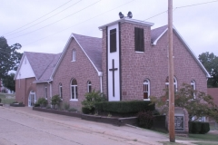 DeSoto Community Church of God on 3rd St
