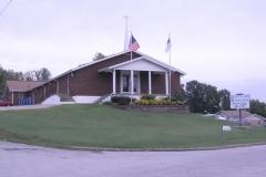 First Free Will Baptist near Vineland School Rd