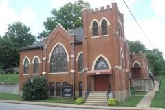 First United Methodist Church on Boyd St