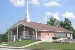 Landmark Missionary Baptist on Boyd St