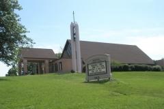 Redeemer Lutheran on Boyd St