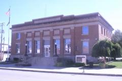 DeSoto City Hall, Police on Boyd St.