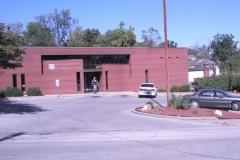 63020 USPS Post Office on Boyd St