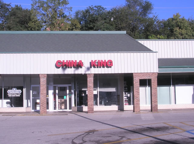 China King on N Main