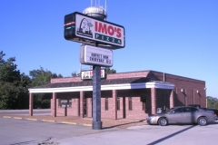 Imo's Pizza on 21