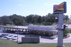 Sonic Drive-In on 21