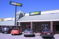 Subway Sandwich on Rock Rd