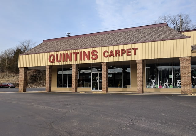 Quintins Carpet, Plaza Square, N. Main St