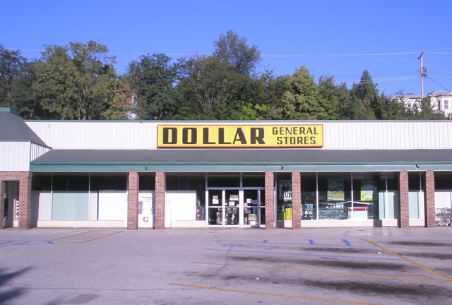 Dollar General on Main