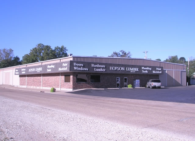 Hopson Lumber on S. Main