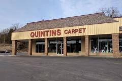 Quintins Carpet, Plaza Square, N. Main St