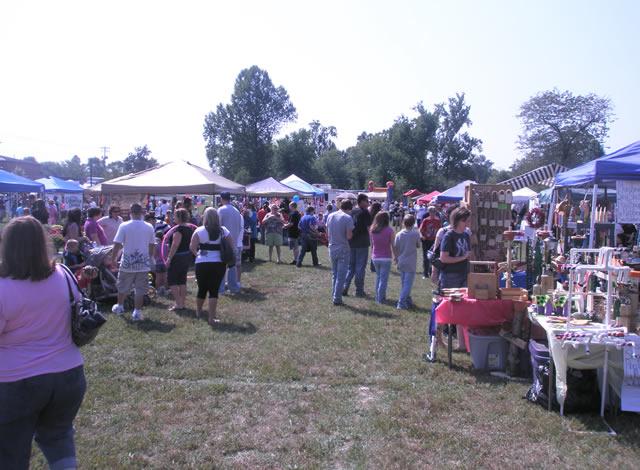 DeSoto Mo Fall Festival